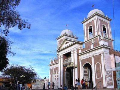 Iglesias de Iquique