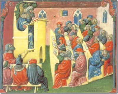 Vivir en la Edad Media