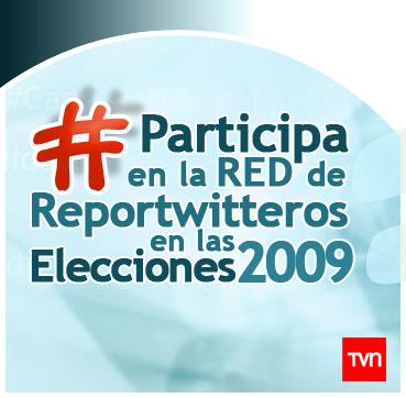 TWITTEROS REPORTEARON LAS PRESIDENCIALES
